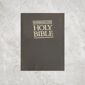 BIBLES EN ANGLAIS
